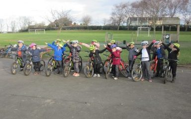 Year 3 Complete the Cycling Generation Challenge