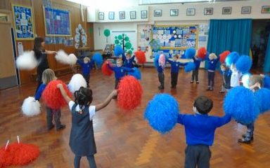 Nursery become 'Little Movers'!