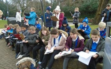 Exploring Whickham in Year 3