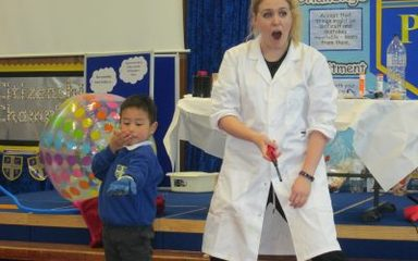 Science Week in Reception