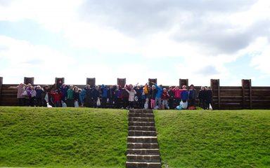 Vindolanda, the Roman Army and Blogging