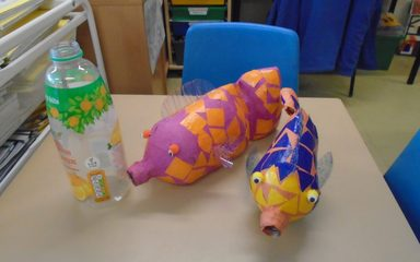 Year One's Fancy Fish
