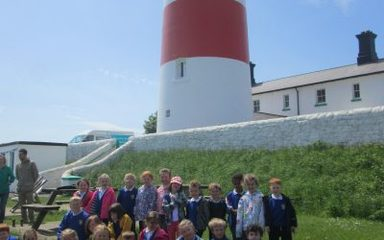 Year One visit Souter Lighthouse