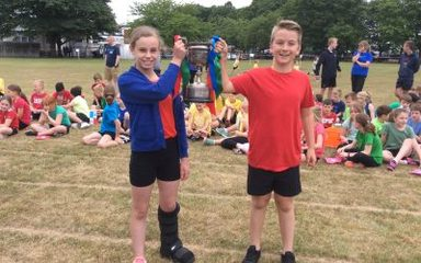 Sports Day Success