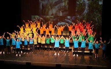 Yanomamo Success at Gala Theatre, Durham