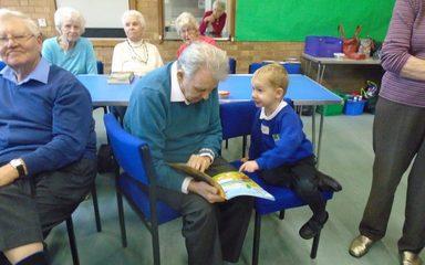 Nursery visit to Fellside Church