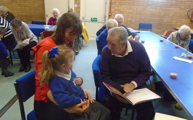 More visits to Fellside Church with Nursery