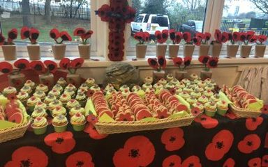 Remembrance Biscuits and Cookies