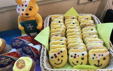 Pudsey Puddings!