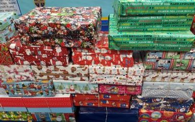 Operation Christmas Child – Our Annual Shoebox Appeal