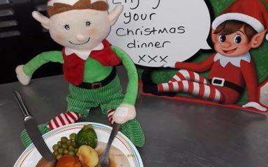Christmas Lunch Merriment