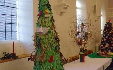 Christmas Tree Festival -Fellside's Entry