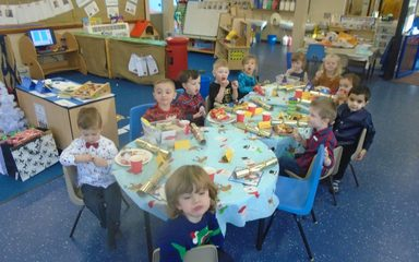 Nursery Christmas Parties