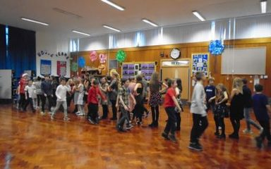 Year 5 and 6 Christmas Party!