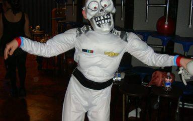 KS2 Halloween Disco