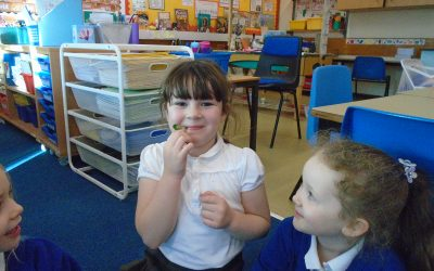Year One learn about Passover