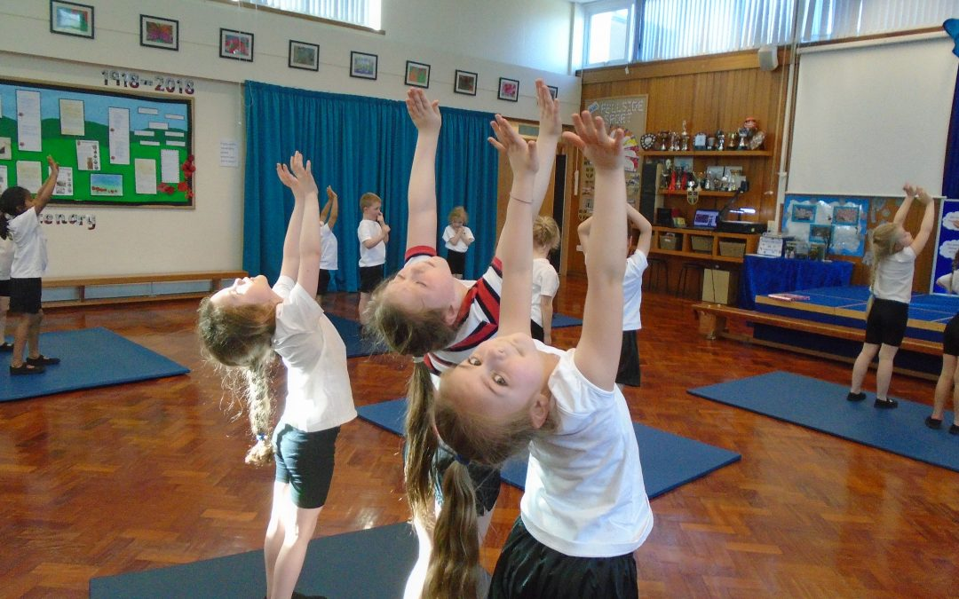 Year One Yoga Lessons