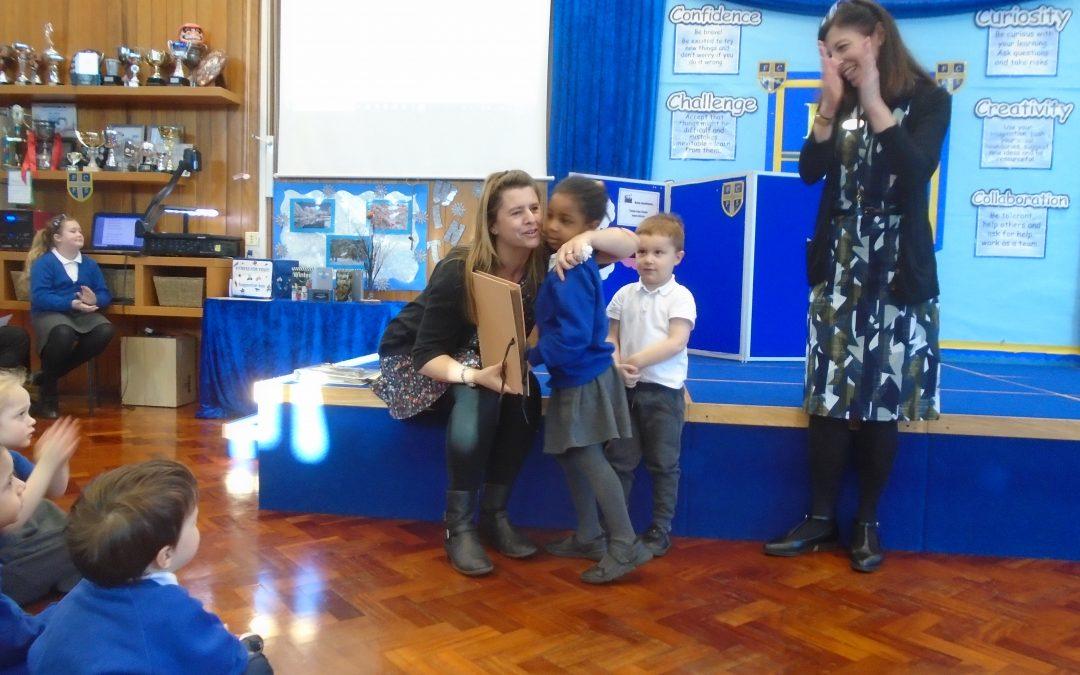 Goodbye Mrs Wilkinson!