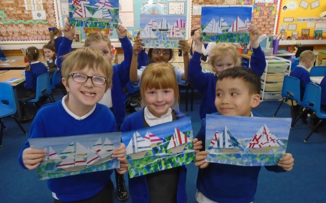 Seascapes by Year One
