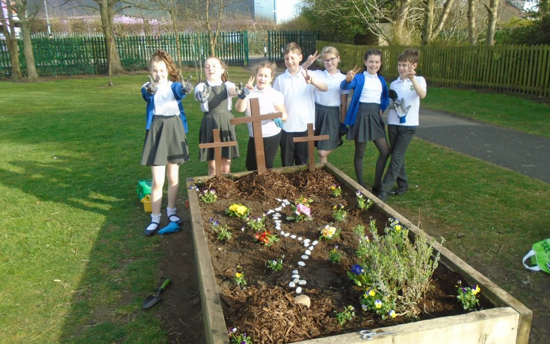 Fellside's Green-Fingered Year 5s