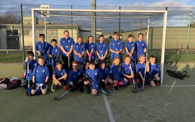 Key Stage Two Hockey Heroes!
