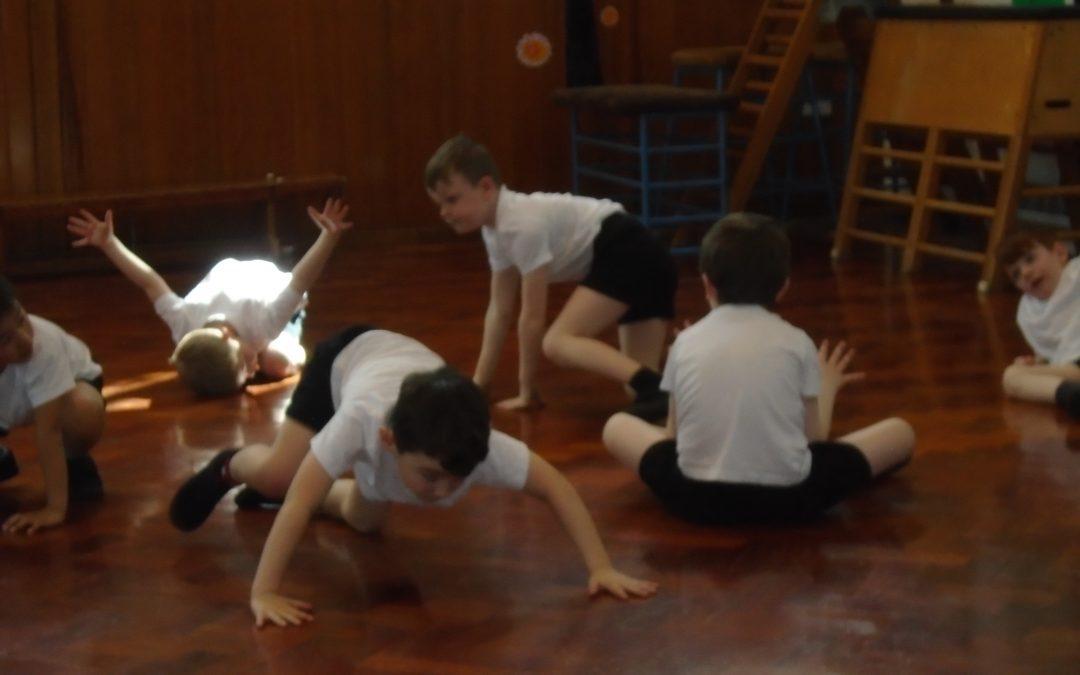 Dance City Workshop
