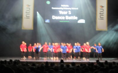 Year 5 Perform at the Sage in Gateshead Schools Dance Festival