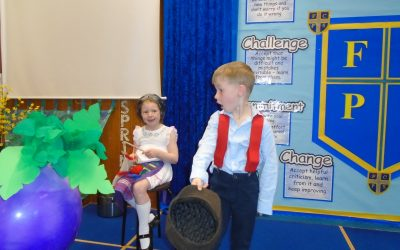 Year One Class Assembly