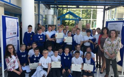 Year 6 Visit to Durham University's Department of Computer Science