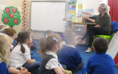 Our Mystery Readers this week
