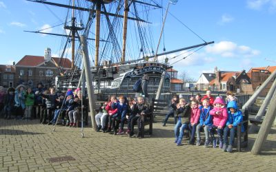 Visit to the Royal Navy Museum, Hartlepool