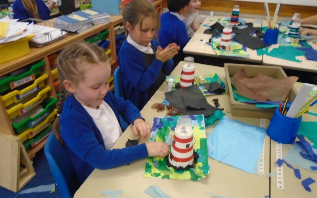 Model Lighthouses