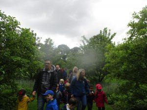 Nursery trip to Gibside   Fellside Community Primary School