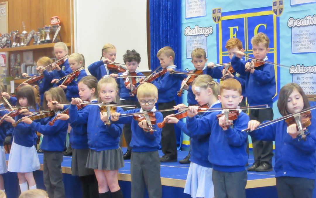 Musical Assembly – Wednesday 26th June