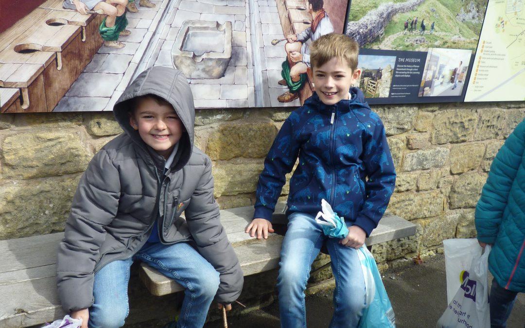 Hadrian's Wall Fun!