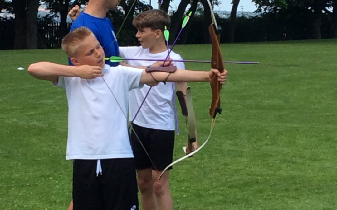 Our Year 6 Archers