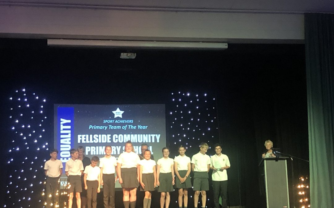 Primary School Sports Team of the Year!