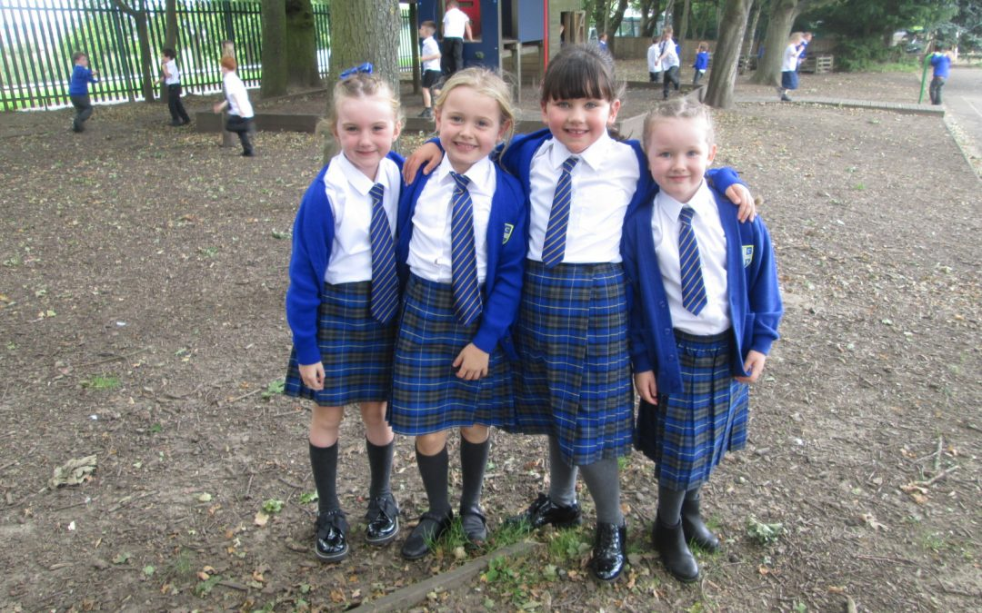 Our First Day in Year Two