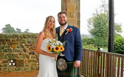 Miss Graham becomes Mrs McCaig!